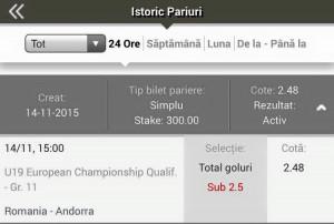 Win el greco 14 nov pont
