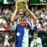 Lleyton Hewitt campion la Wimbledon in anul 2002