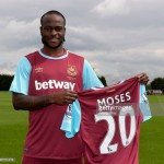 Victor Moses a deschis scroul pe City of Manchester