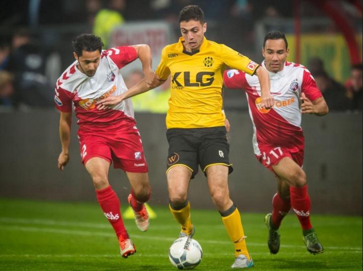 Roda vs Utrecht