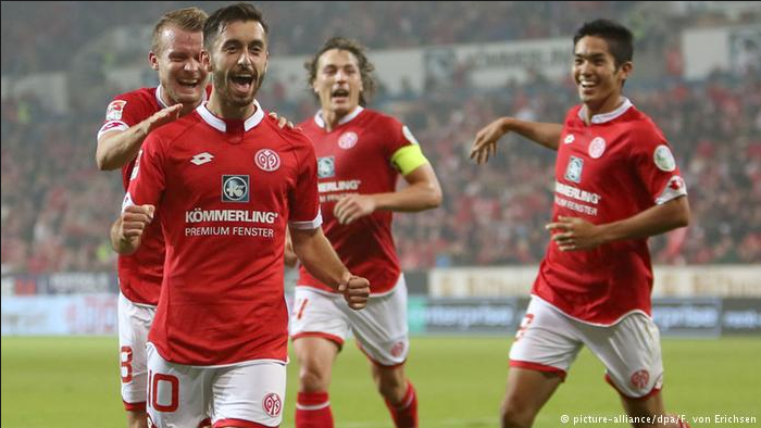 Ponturi pariuri fotbal Bundesliga - FSV Mainz vs Augsburg