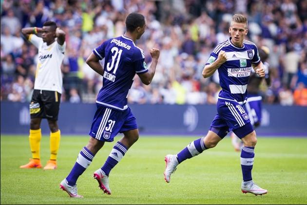 St. Truiden vs Anderlecht