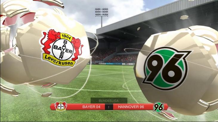 Bayer Leverkusen vs Hannover 96
