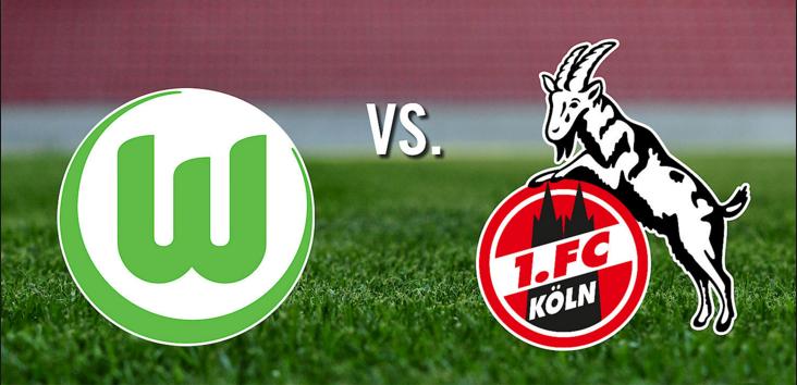 VFL Wolfsburg vs FC. Koln