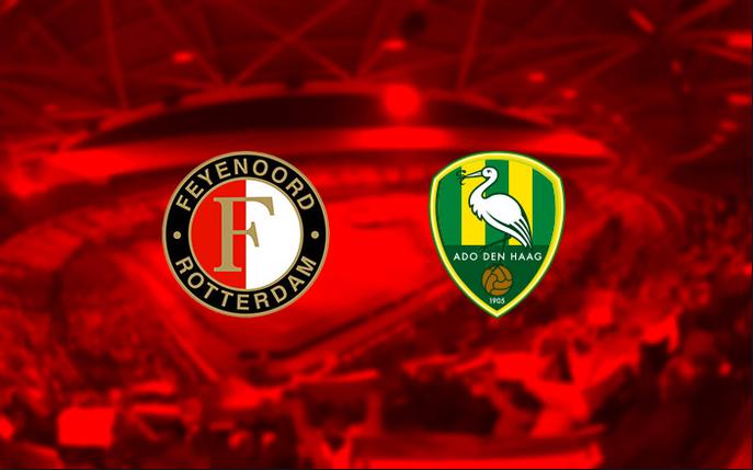 Feyenoord vs ADO den Haag