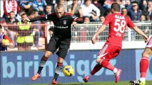 Besiktas vs Sivas Belediyespor