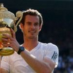 Andy Murray campion la Wimbledon in anul 2013