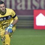 portarul sloven Denis Petric, cel mai bun portar din Ligue 2 in sezonul trecut
