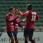 Famara Diedhiou, golgeter in Ligue 2