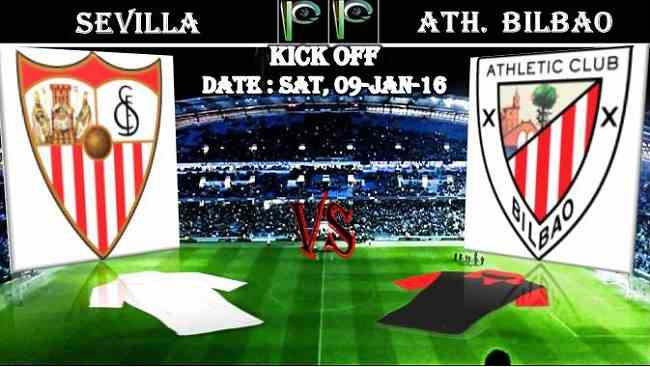 Sevilla-vs-Athletic-Bilbao-09.01.2016-Predictions