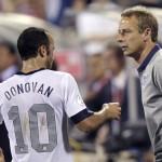 Jurgen Klinsmann si Landon Donovan