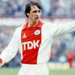 Johan Cruiff(nr 14 retras de la Ajax)
