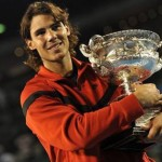 Rafael Nadal campion in 2009 la Australian Open