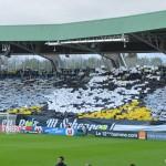 atmosfera de derby