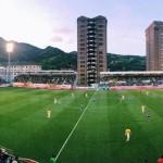 Stadionul dintre blocuri ...