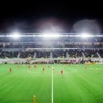 stadionul din Sint Truden