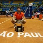 Pablo Cuevas, campions 2015