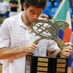 Federico Delbonis, campion 2014