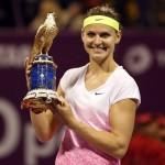 Lucie Safarova campioana in 2015