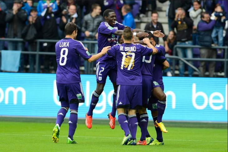 KV Mechelen vs Anderlecht