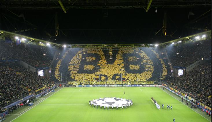 Borussia Dortmund vs TSG Hoffenheim