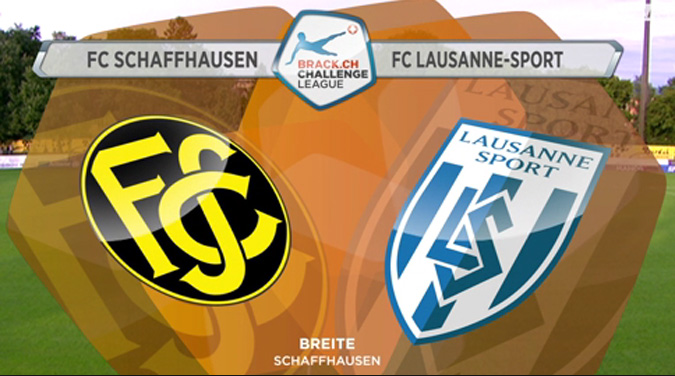 Ponturi pariuri fotbal Elvetia - Schaffhausen vs Lausanne