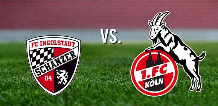 Ingolstadt vs FC. Koln