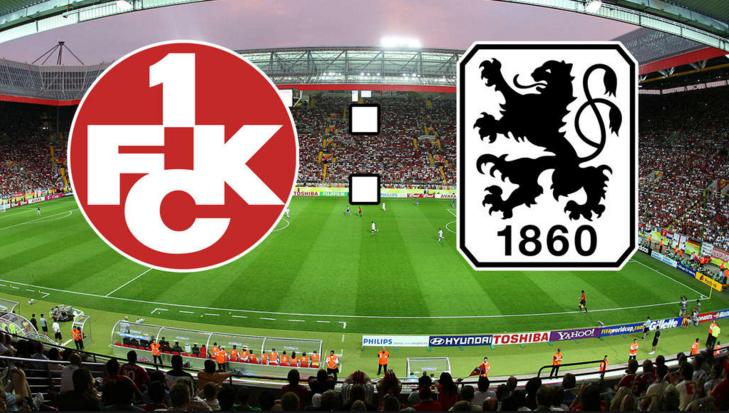 FC. Kaiserslautern vs Munchen 1860