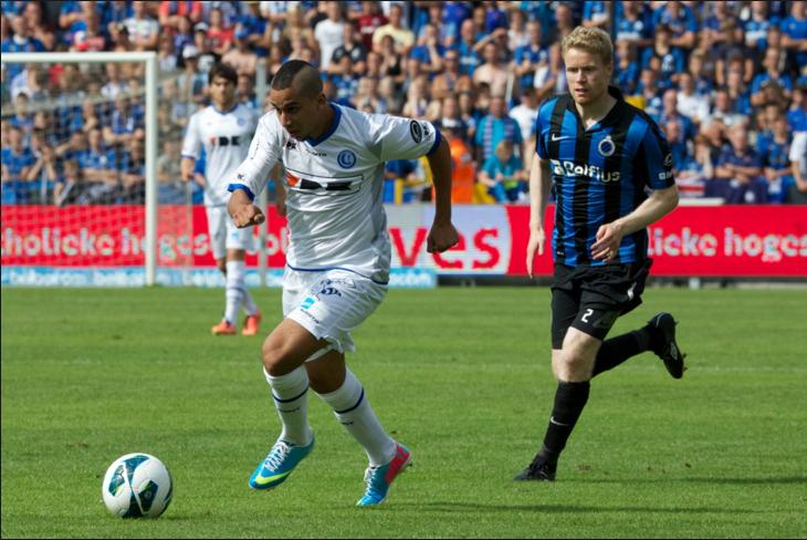 Club Brugge vs Gent