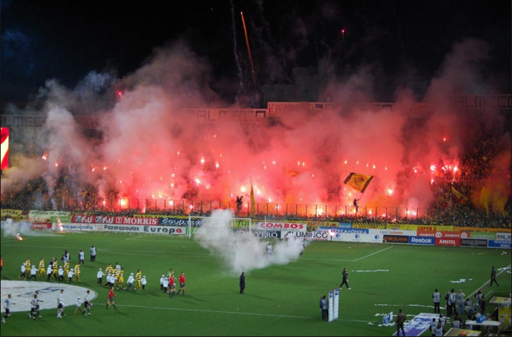 PAOK Salonic vs Panionios