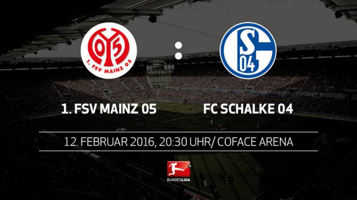 FSV Mainz vs Schalke 04