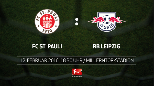 St. Pauli vs RB Leipzig