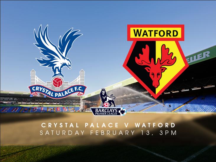 Crystal Palace vs Watford
