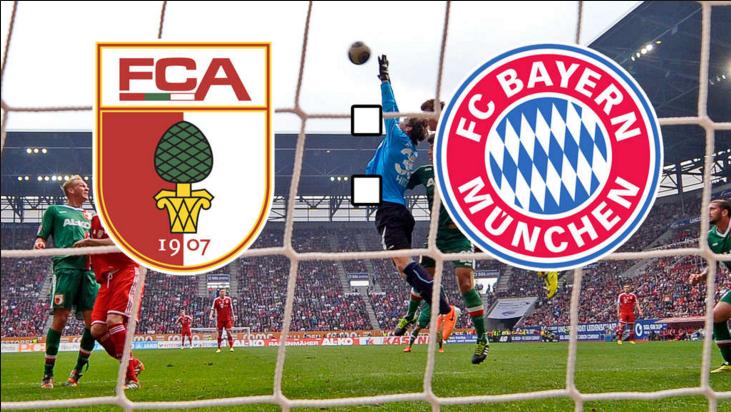 Augsburg vs Bayern Munchen