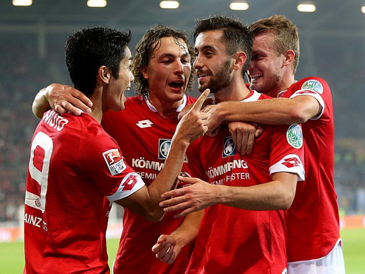 TSG Hoffenheim vs FSV Mainz