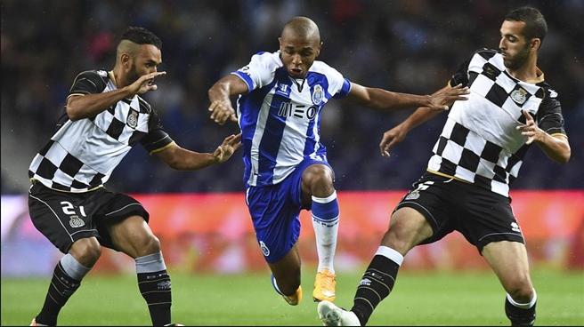 Gil Vicente vs FC. Porto