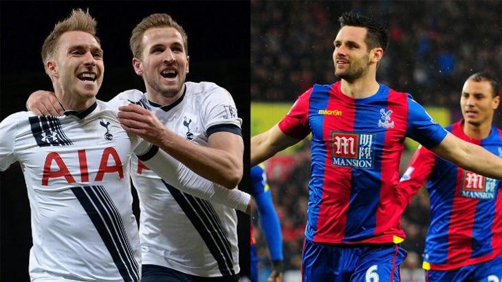 Tottenham vs Crystal Palace