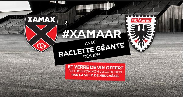 Neuchatel Xamax vs Aarau