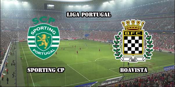 Sporting Lisabona vs Boavista
