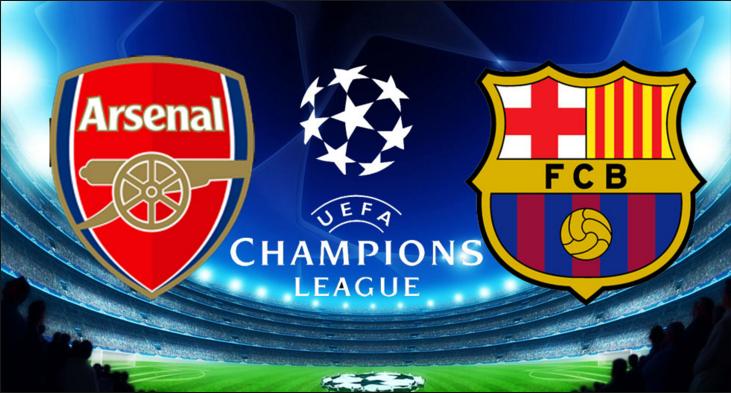 Arsenal Londra vs FC. Barcelona