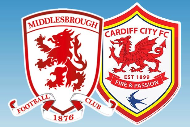 Middlesbrough vs Cardiff
