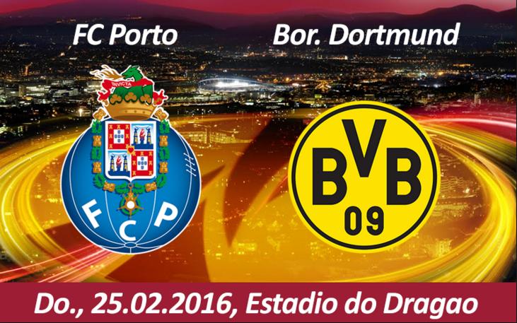 FC. Porto vs Borussia Dortmund