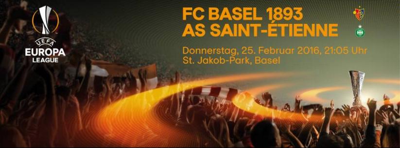 Basel vs St. Etienne