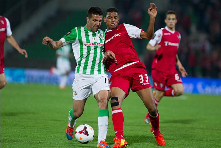 Braga vs Rio Ave
