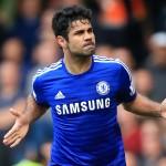 Diego Costa, golgheter Chelsea 8 reusite