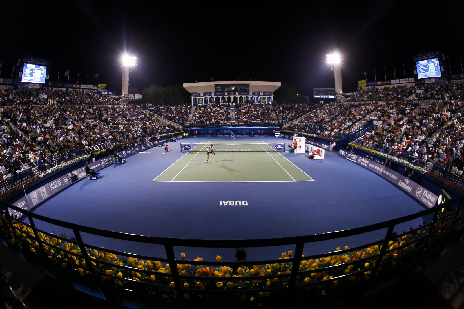 dubai tennis tournament 2013