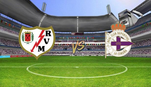 Rayo-Vallecano-Vs-Deportivo-La-Coruña
