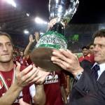 TOTTI si Fabio Capelo,castigarea titlului 2000-2001