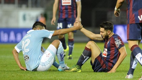 celta vs eibar