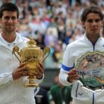 Wimbledon 2011, finalist Rafael Nadal